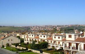 Il complesso delle ville di Marco Simone
