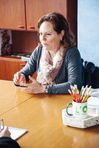 La sovrintendente Alfonsina Russo (da orticaweb)