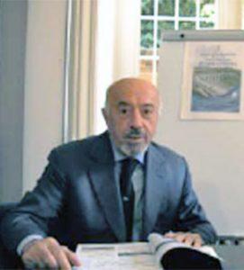 L'ingegner Mario Beomonte