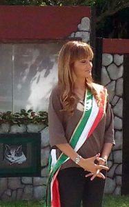 L'assessora Morena Boleo
