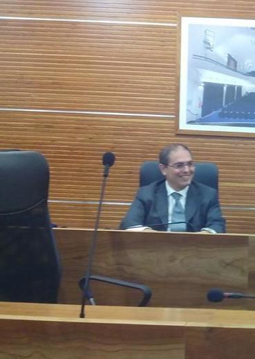 Michele Venturiello, capogruppo di Forza Italia