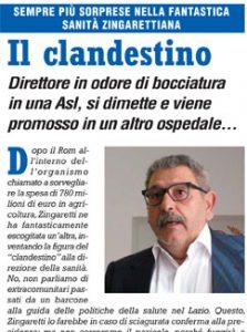 """Il """"Giornale d'Italia"""" di questa mattina"""