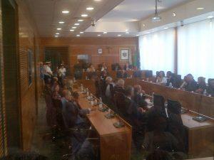 Il Consiglio comunale (ex) di Guidonia Montecelio