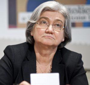 Rosy Bindi, presidente della commissione Antimafia