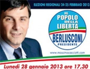 Massimo Cacciotti, neo assessore all'Urbanistica