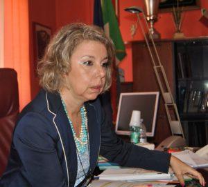 La viceprefetto Alessandra de Notaristefani di Vastogirardi