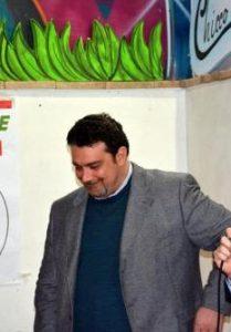 Il parlamentare Andrea Ferro, pd
