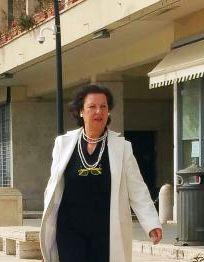 Patrizia Carusi, capogruppo ex) del Pd