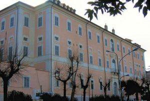L'ex 'Tommaseo', sede del tribunale di Tivoli