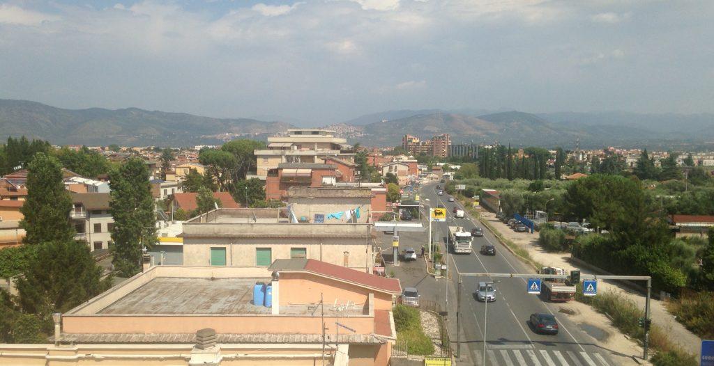 Nessuna confusione: una giornata di ordinaria vivibilità sulla via Tiburtina