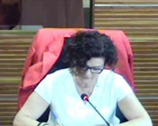 Rosa Mariani, segretaria del Comune di Guidonia Montecelio