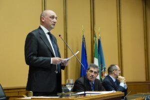 Daniele Leodori, presidente del consiglio regionale del Lazio