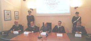 La conferenza stampa di ieri a Reggio Calabria