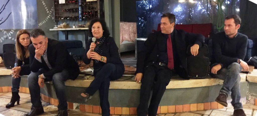 Il gruppo degli ex consiglieri comunali, parla Patrizia Carusi