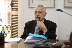 Il professor Alfredo Galasso
