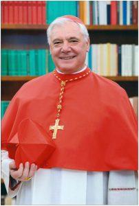 Il cardinale Gerhard L. Müller