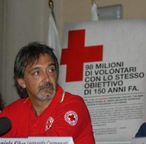 Francesco Rocca, presidente nazionale della Croce rossa