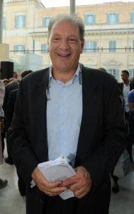 Piero Ambrosi, uno dei capi dellopposizione