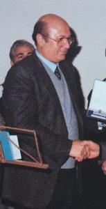 1981: il sindaco Antonio Muratore