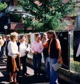 Teresa Bonelli la prima a sinistra)